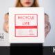 Recycle Life, your body: Τιμητική διάκριση μιας συσκευασίας που ανακυκλώνει ζωές.